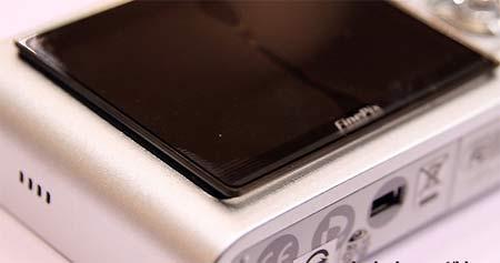 數位相機螢幕,形同傳統相機的視景窗
