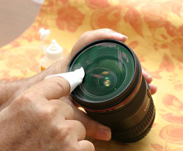 相機維修,保養鏡頭